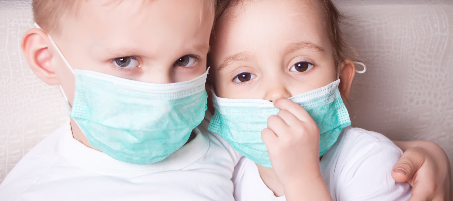 kids surgical mask disposable