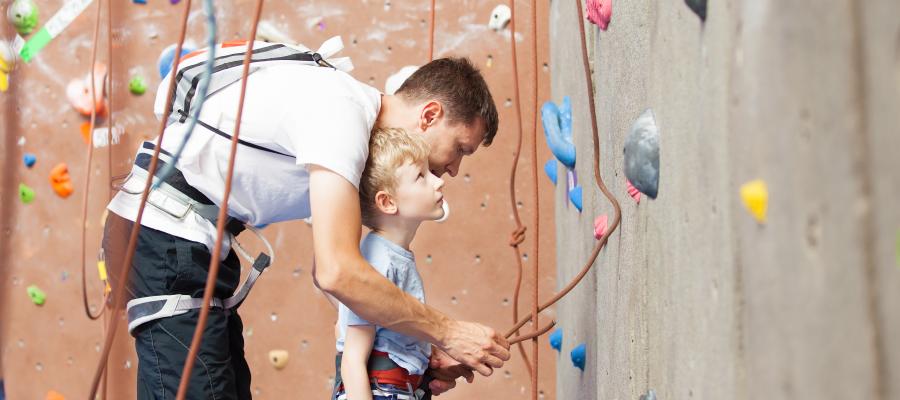 Best Rock Climbing Spots in Chicago for Kids - Mommy Nearest