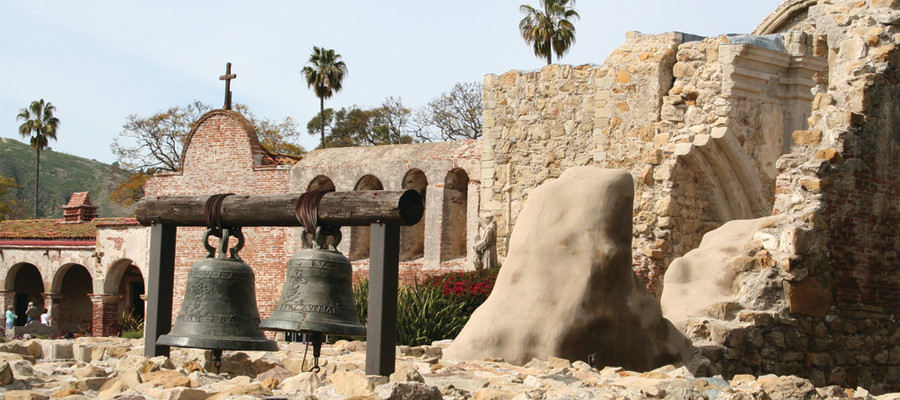 Day Trip Mission San Juan Capistrano Mommy Nearest