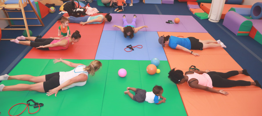 Mommy And Me Fitness Classes In Nyc Worth Joining Mommy Nearest