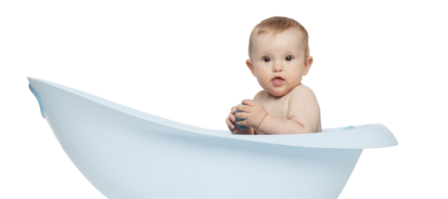 Top 5 Must-Haves for Baby Bathtime - Mommy Nearest