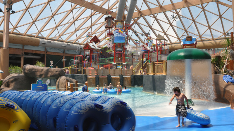 Best Indoor Water Parks Near Washington, D C  for Families - Mommy