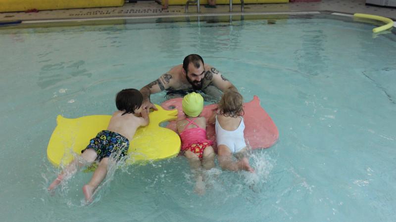 Swim Programs : NYC Parks