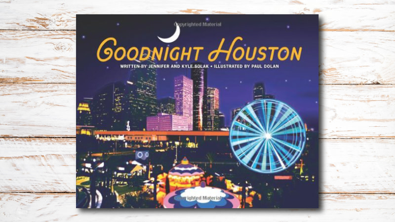 Image for 10 Books Every Houstonian Kid Should Have On Their Shelves article