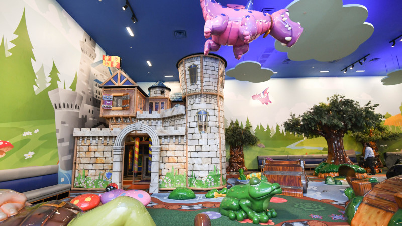 Frolic's Castle Memorial City Mall