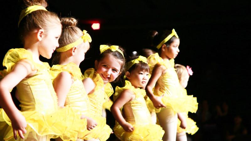 Houston Dance recital