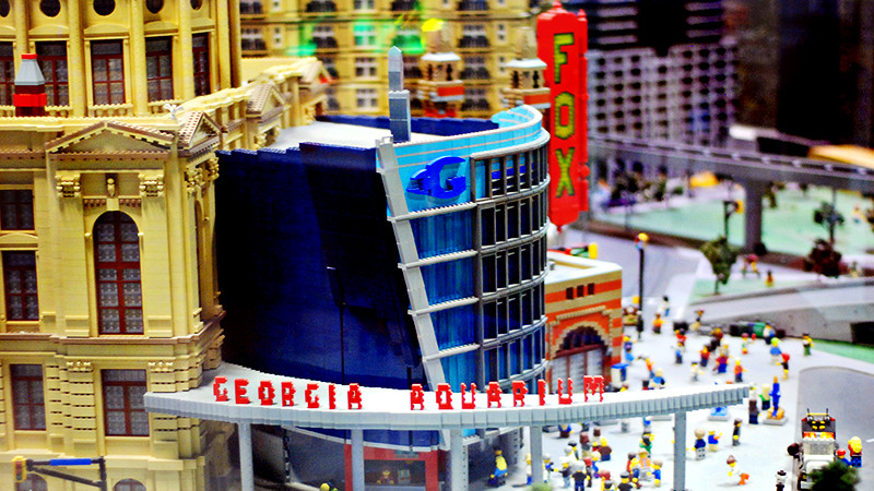 Why You Need to Visit Legoland Discovery Center Atlanta - Mommy Nearest