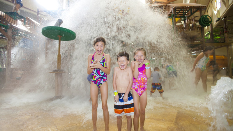 Best Indoor Water Parks Near Washington, D C  for Families