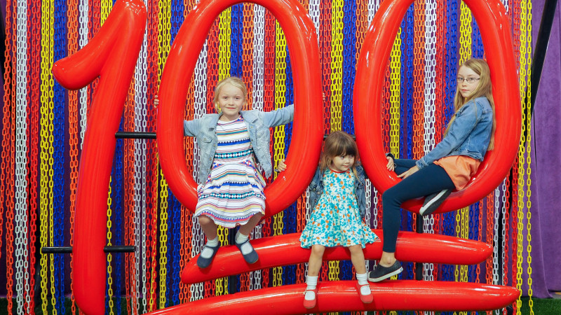 Santa Monica's Candytopia is a Must-Do for LA Kids - Mommy