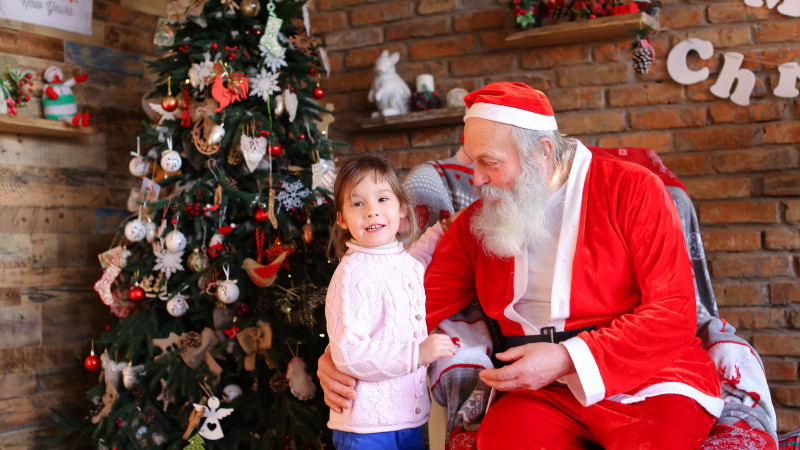 best spots to take photos with santa in the houston area mommy nearest