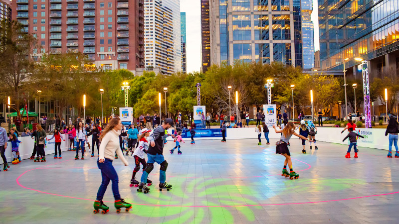 Discovery Green Houston