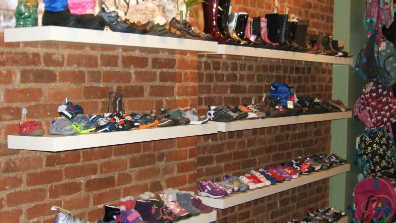 Image For 5 Best Shoe Stores For Kids In New York City Article