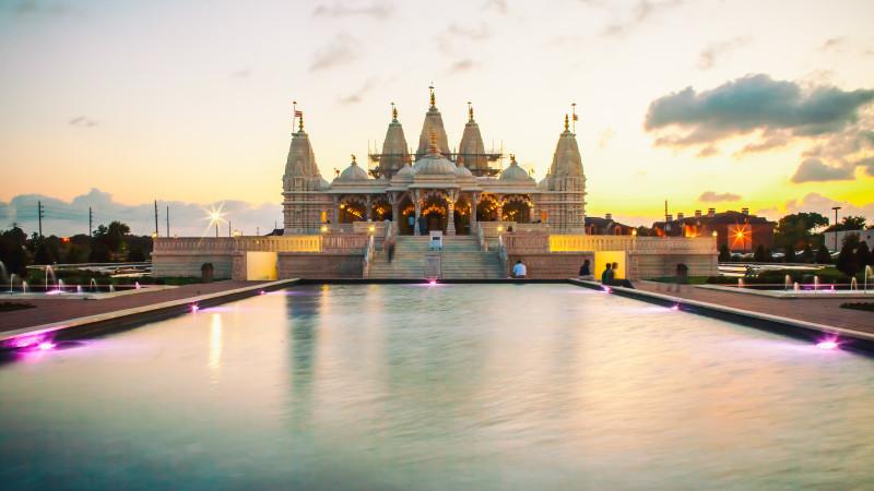 BAPS Shri Swaminarayan Mandir Houston