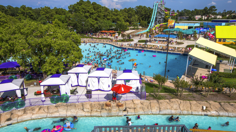 Splashtown Houston water park