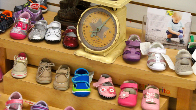 reputable site 0555c 3e6df Image for 5 Best Shoe Stores for Kids in Boston article