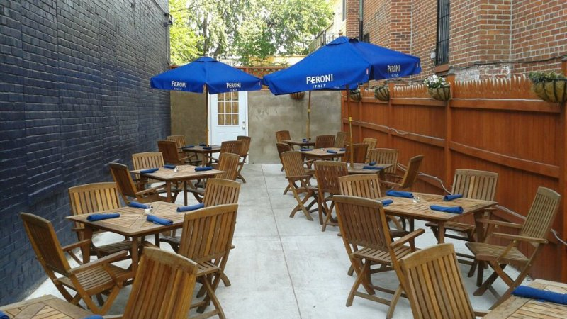 DC Restaurant Outdoor Patios