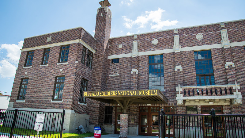 Buffalo Soldier Museum
