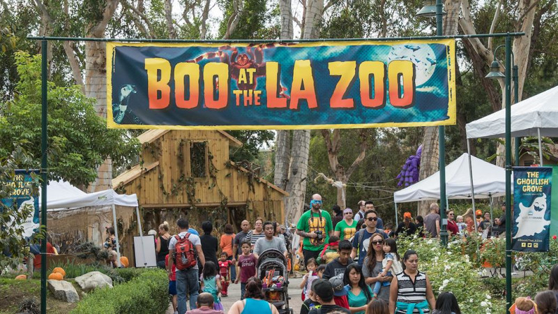 15 Family Friendly Halloween Events In Los Angeles Mommy Nearest