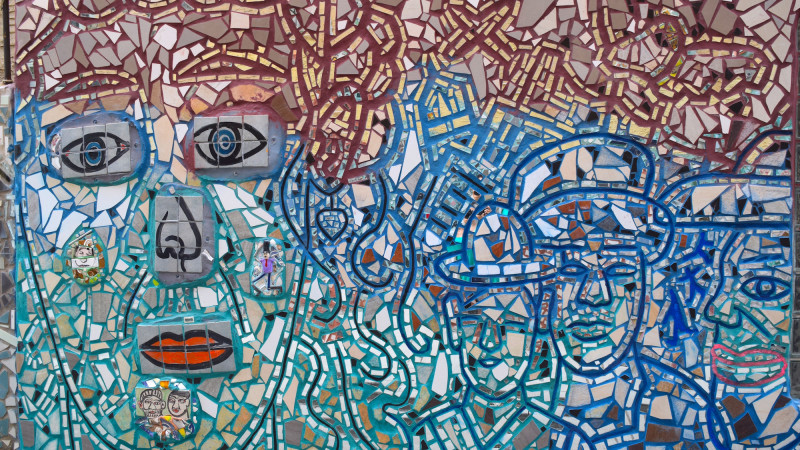 Guide To Philadelphia S Magic Gardens With Kids Mommy Nearest