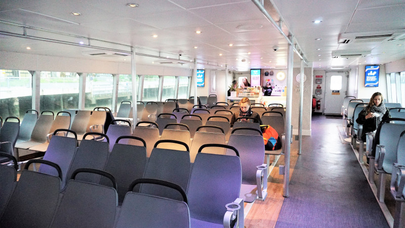 New Ferry Service Makes it Easier for Families to Explore
