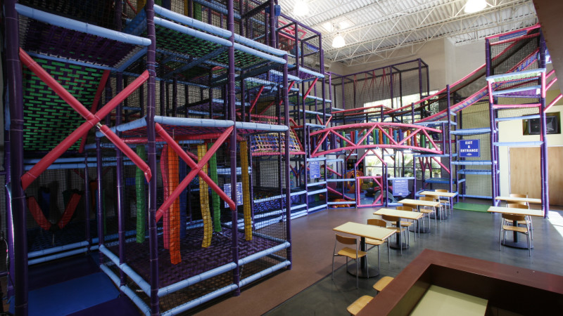 Image For Guide To The Best Indoor Play Spaces In Los