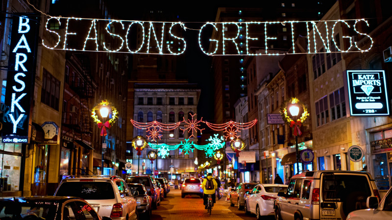 Philadelphia Holiday Lights - Best Places To See Holiday Lights In The Philadelphia Area - Mommy