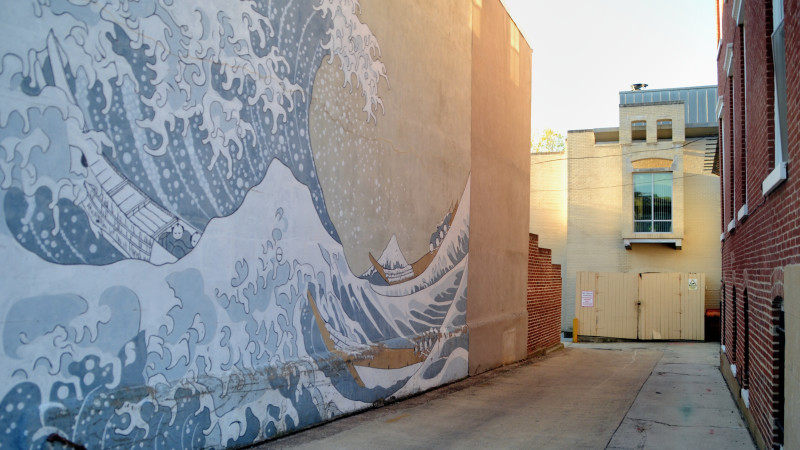 7 Outdoor Murals In D C You Ll Want To Instagram Immediately