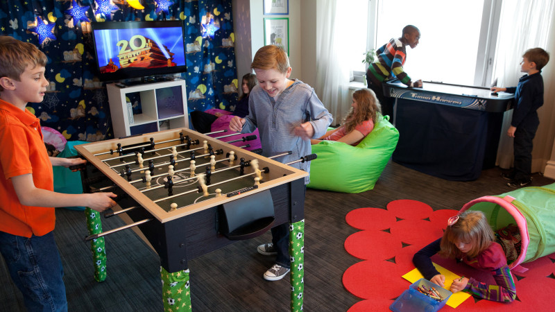 Image For 6 Best Family Friendly Hotels In Chicago Article
