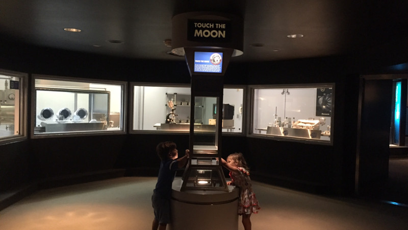 Image for The Ultimate Guide to Visiting Space Center Houston with Kids article
