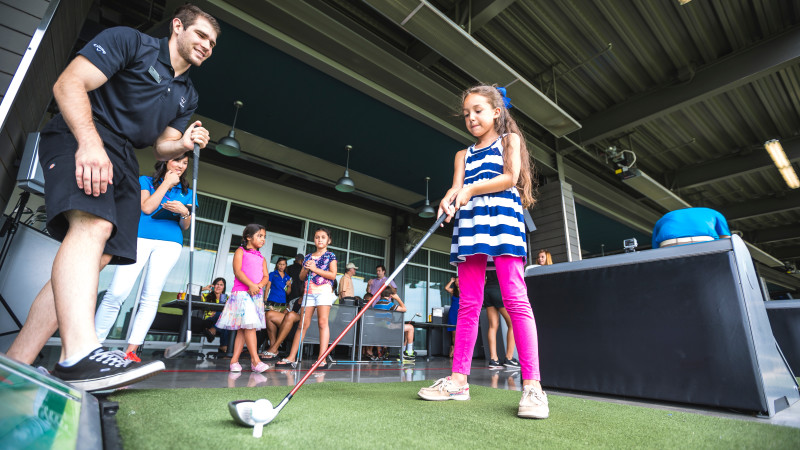 things to do in Katy Topgolf