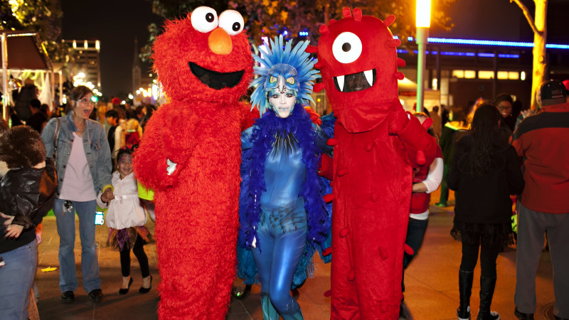 Image for 5 Best Places to Celebrate Halloween 2016 in Houston with Kids article