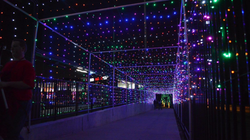 Holiday Lights Houston