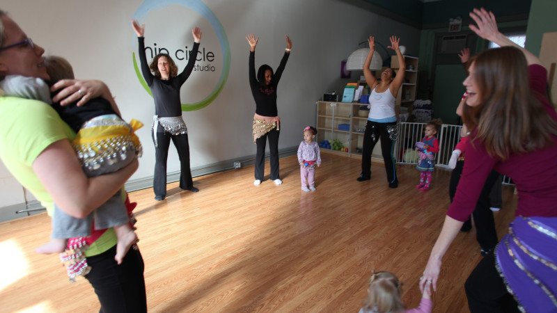 6 Fitness Classes To Take With Your Baby Or Toddler In Chicago Mommy Nearest