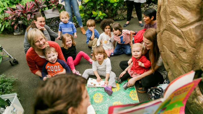 Best Chicago Drop-in Classes for Busy Families - Mommy Nearest