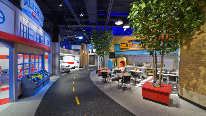 The Cook Museum of Natural Science is a state-of-the-art natural science museum opening in in downtown Decatur, AL. It will provide a hands-on, immersive experience where kids can explore, interact with, and learn about nature.
