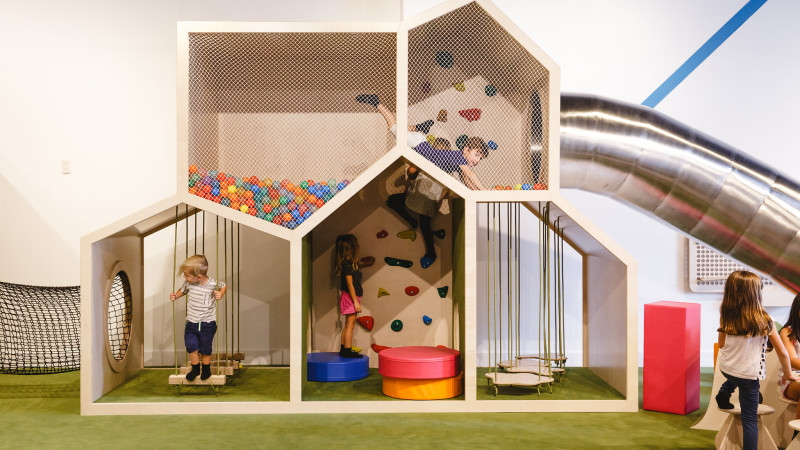 New Indoor Playground/Spa POD22 Opens in Miami, Florida - Mommy Nearest