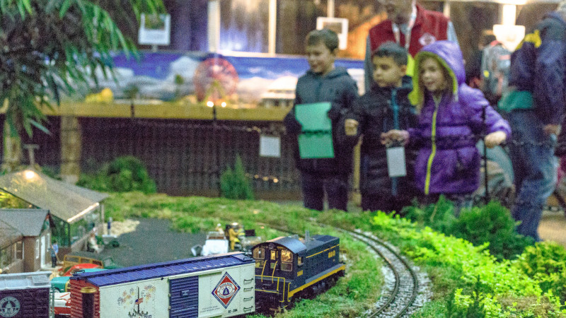 Norwegian Christmas At Union Station 2020 Best Holiday Train Shows in Washington, D.C. for Families   Mommy