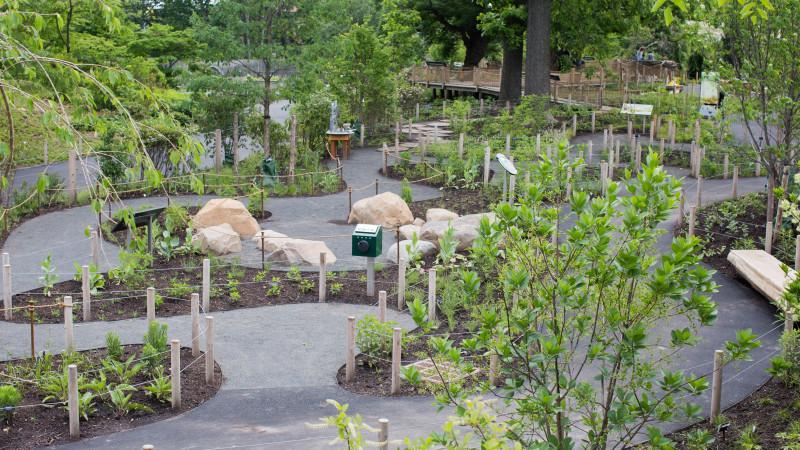 Must Do: Brooklyn Botanic Garden\'s Discovery Garden - Mommy Nearest