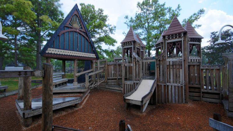 Donovan Park Houston Heights