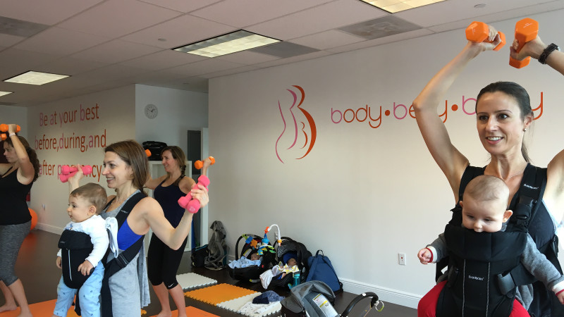 The Best Yoga Studios For Moms In Miami Mommy Nearest