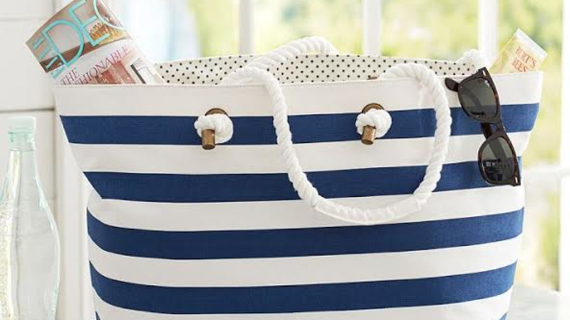 Chic Beach Bags For Your Family Vacation - Mommy Nearest