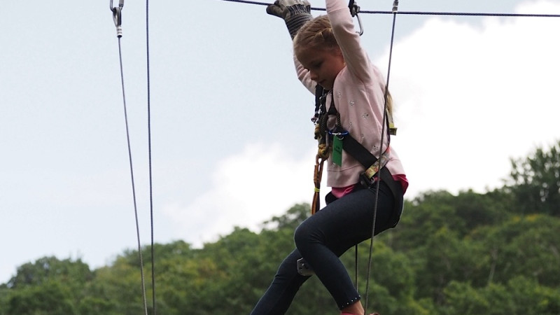 5 Zip Lining Courses for Families - Mommy Nearest