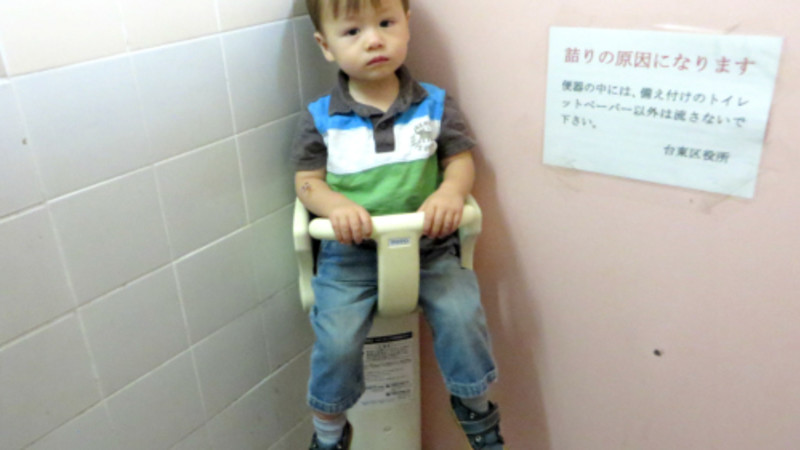 Image result for toilet seat for children in japan
