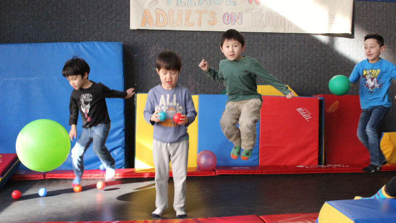 8 Favorite Indoor Play Spaces in NYC - Mommy Nearest