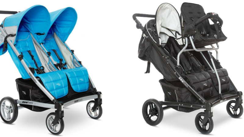 Image For 7 Best Double Strollers Families Article