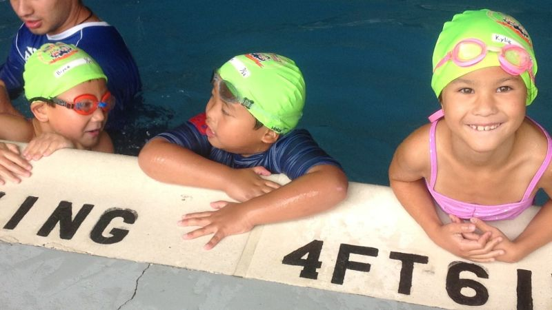 The Best Swimming Lessons for Kids in Chicago - Mommy Nearest
