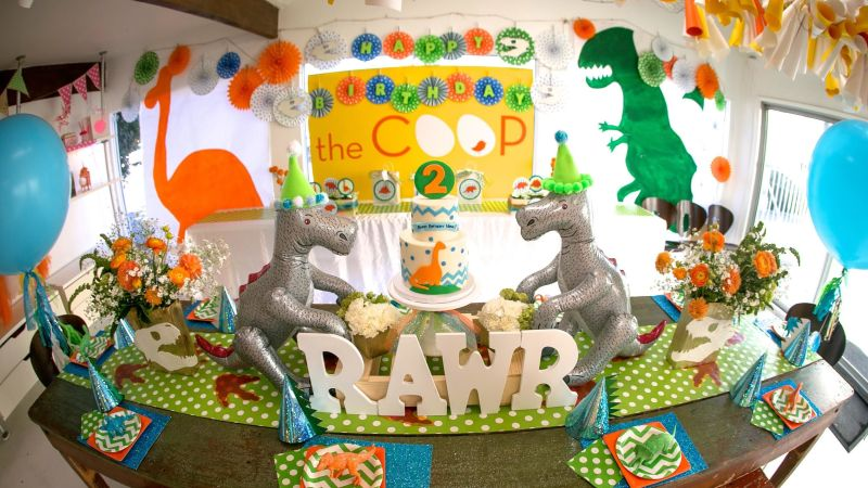 Image For 6 Cool Places To Hold Kids Birthday Parties In La Article