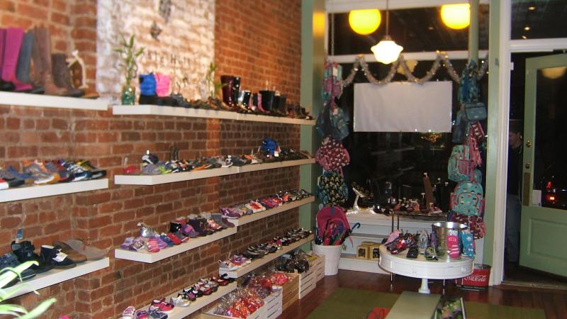 hot sale online e35e9 f741b ... Image for Spotlight On Runnin Wild Kids Shoes in Brooklyn article ...