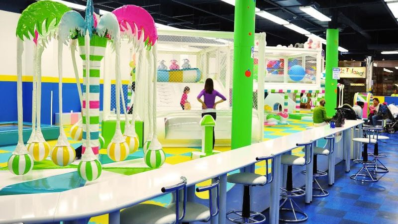 15 Best Indoor Play Spaces in Chicago for Kids - Mommy Nearest