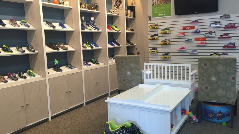 reputable site 2f055 029ad Image for 5 Best Shoe Stores for Kids in Boston article